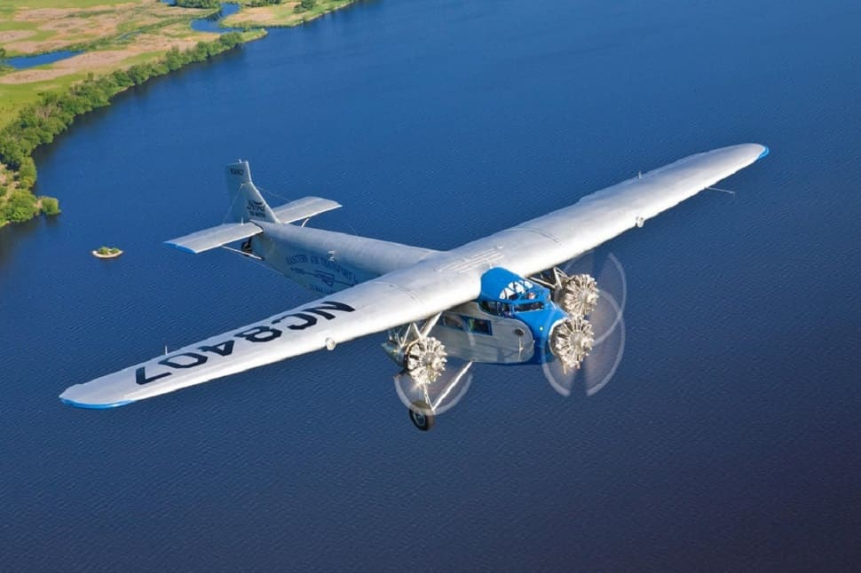 Ford Tri-Motor - EAA Aviation Center