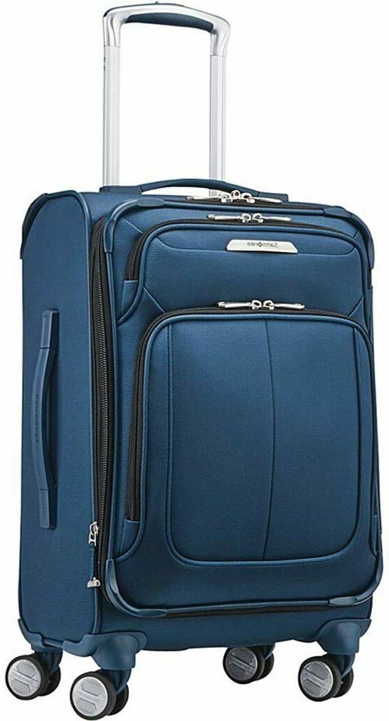 Samsonite Solyte DLX Expandable Softside Luggage with Spinner Wheels