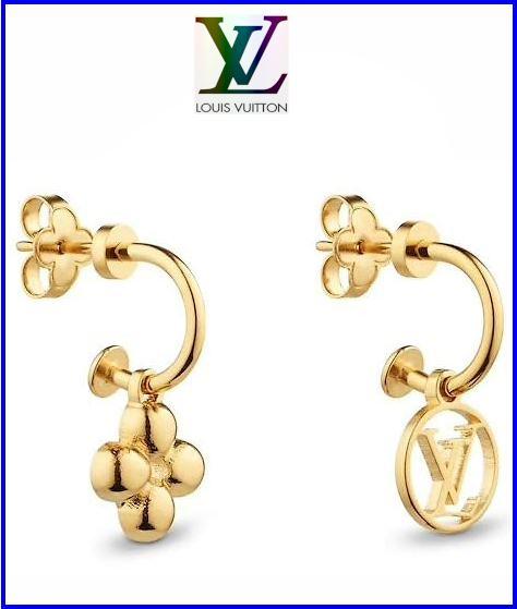 Louis Vuitton Earrings 2020 Blooming