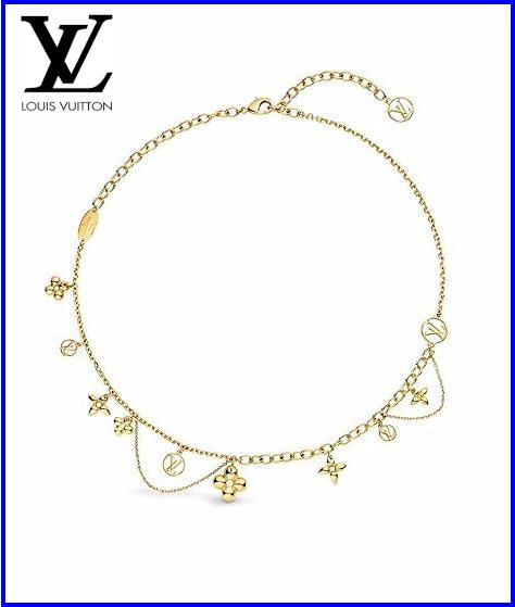 Louis Vuitton Necklace 2020 Blooming Supple