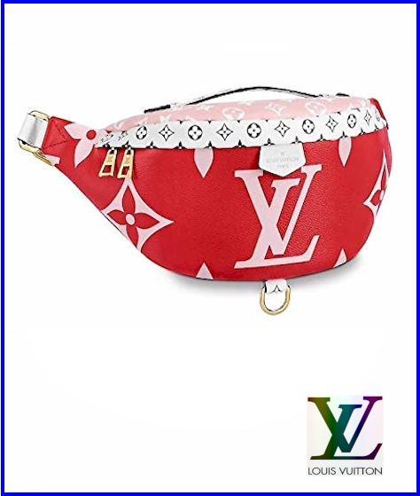Louis Vuitton Bumbag Rouge