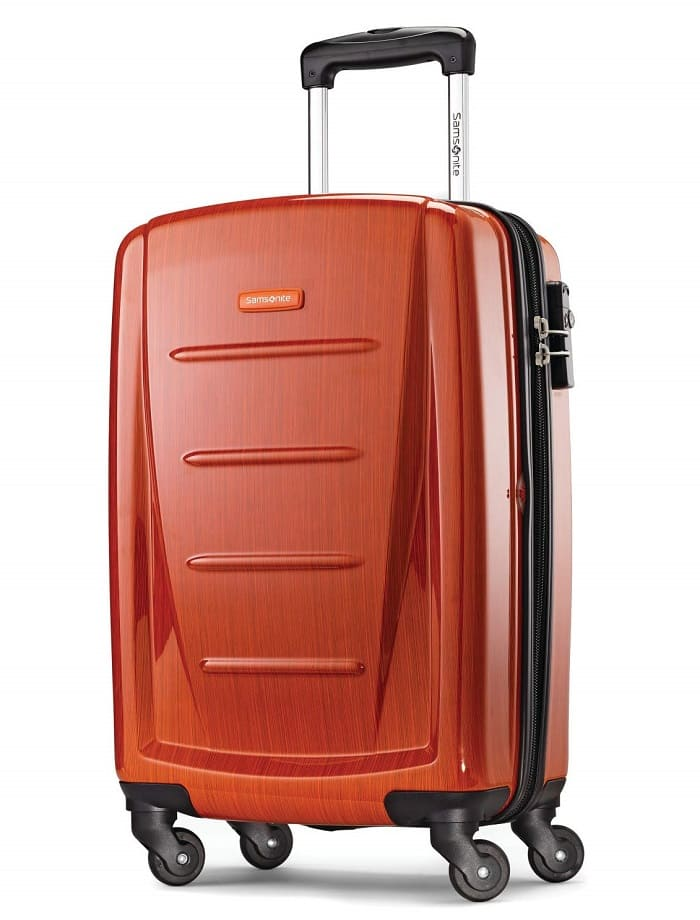 Samsonite Carry-on 2020 -Samsonite 24 Inch Winfield 2 Fashion Spinner