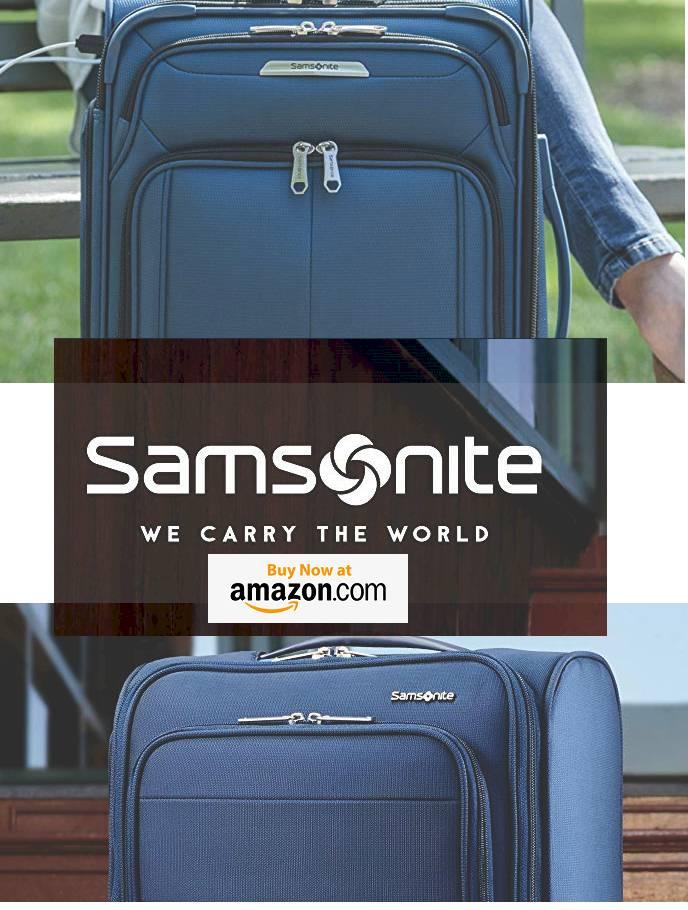 Samsonite Shop on Amazon.com