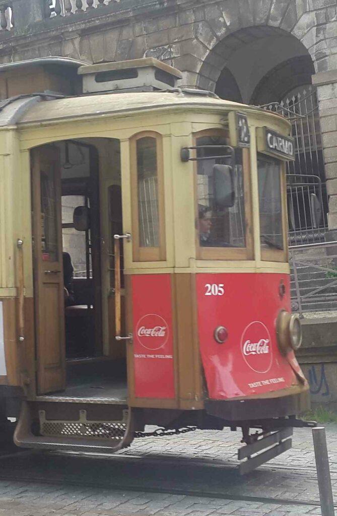 Lisbon Tram Pics