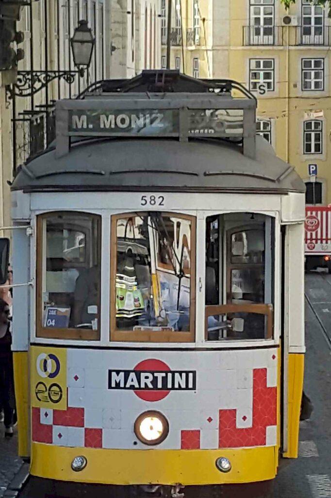 Lisbon ram 28 - Lisbon Tram Pics