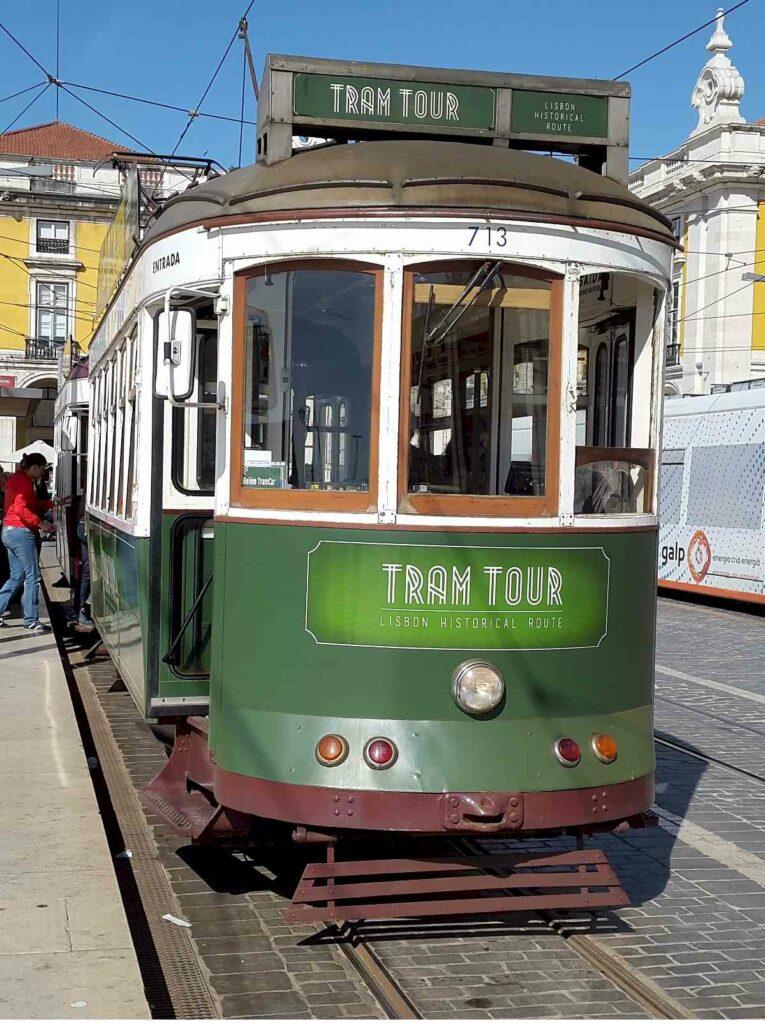 Lisbon Tram Tour
