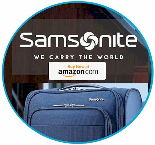 Samsonite Luggage on Amazon.com