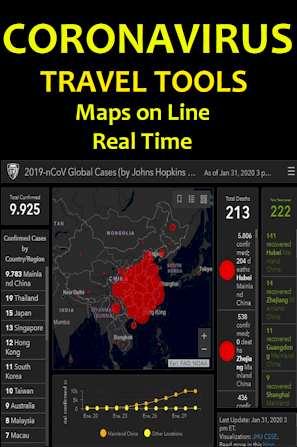 Coronavirus Travel Info