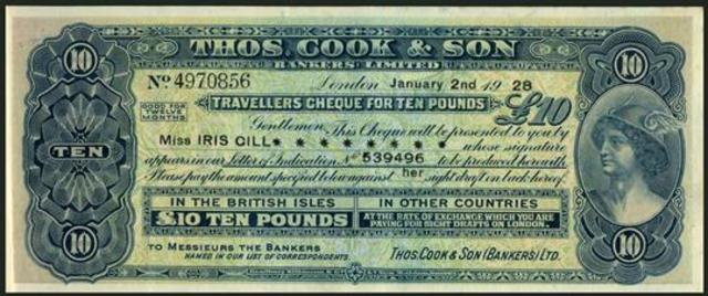 Traveler's Checks: History of Tourism