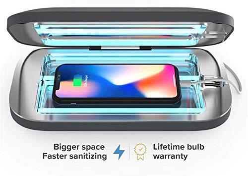 Smartphone Sanitizer UV - travel gadgets 2021