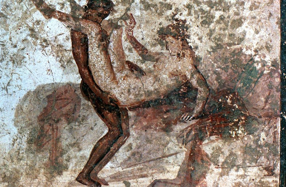 History of Tourism, Pompeii