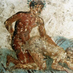 7 Pompeii Brothel Sex Paintings