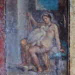 Leda and the Swan in Pompeii