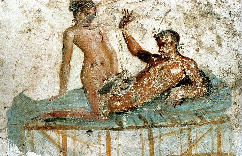 Pompeii Erotic Draws
