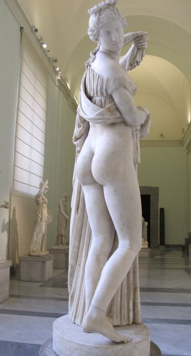 Venus Callipyge: The Goddess of the Beautiful Buttocks