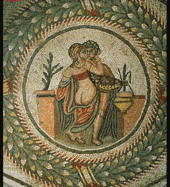 History of Tourism: Pompeii Erotic