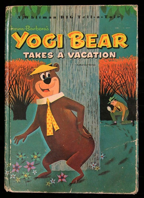 Yogi Bear and Yellowstone History