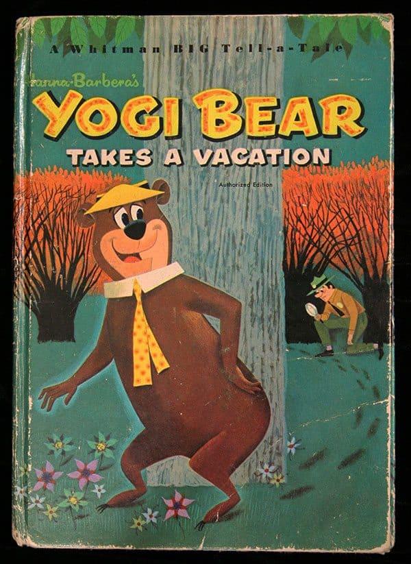 Yogi Bear and Yellowstone History