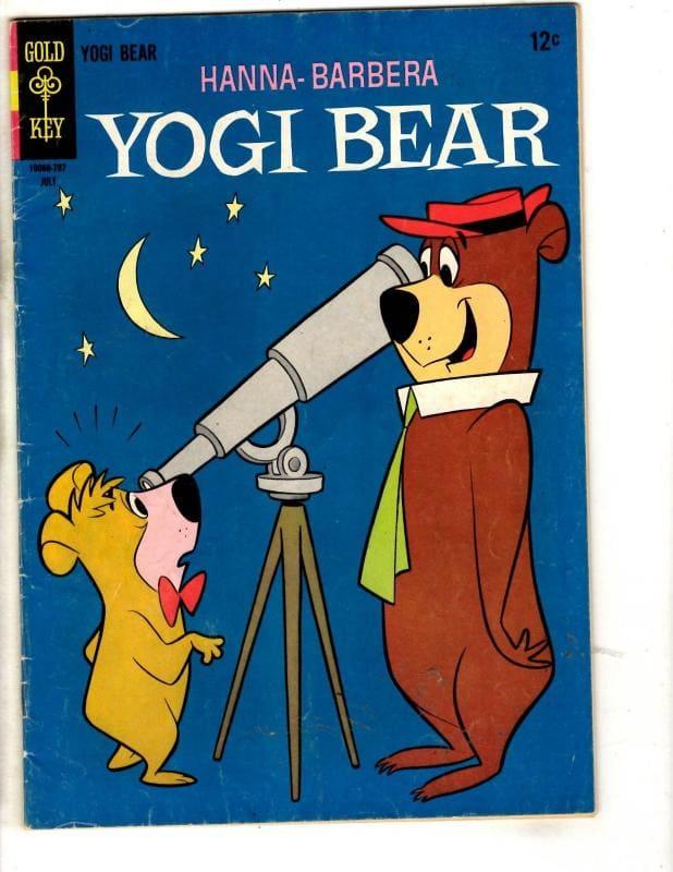 Yogi Bear and Yellowstone History - Hanna Barbera toons