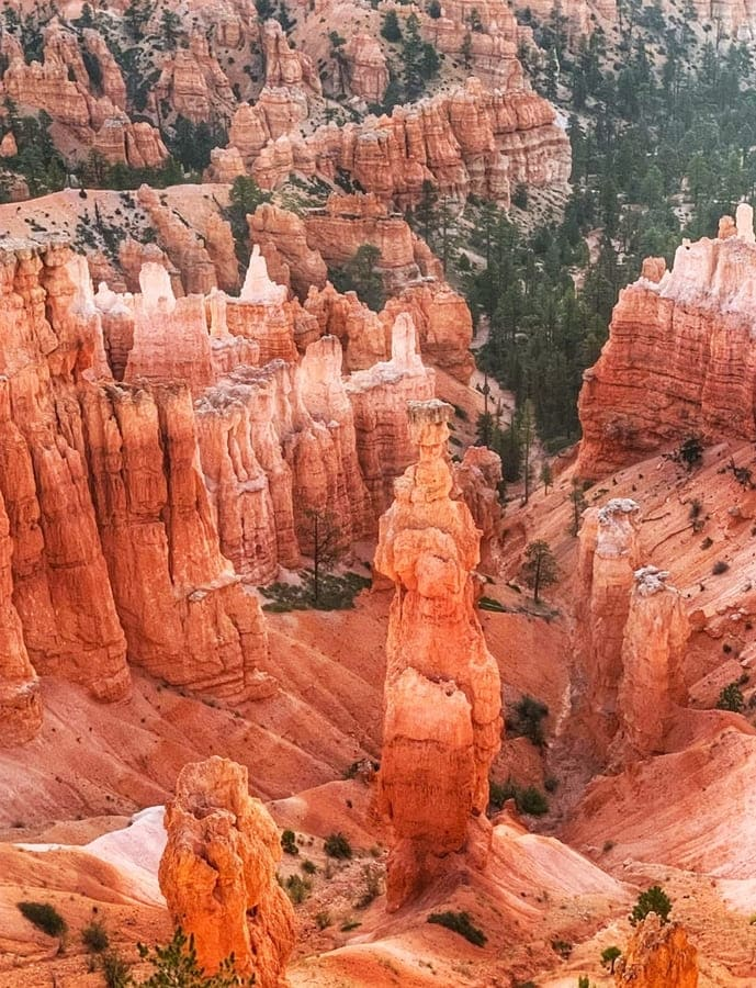 Bryce Canyon: Road Trips across the United States