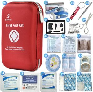 First Aid Kit - Trekking and Hiking tips