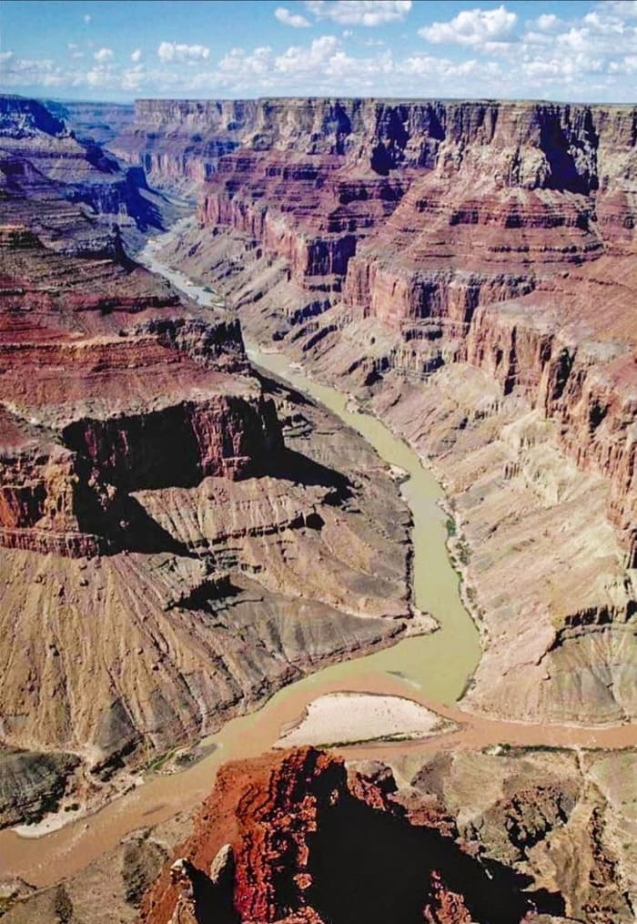 Grand Canyon National Park & Old Glory
