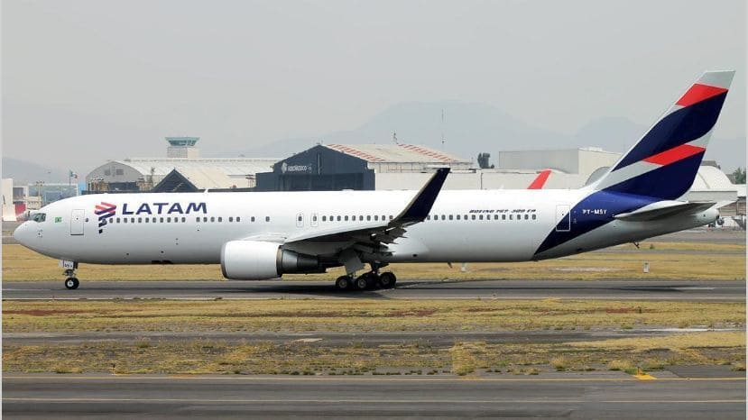 Which airlines are bankrupt by Covid19 - LATAM
