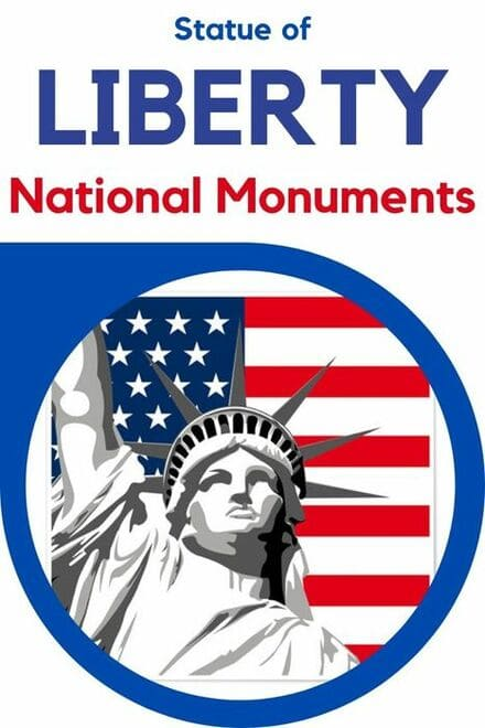Statue of Liberty - US National Monuments. NPS