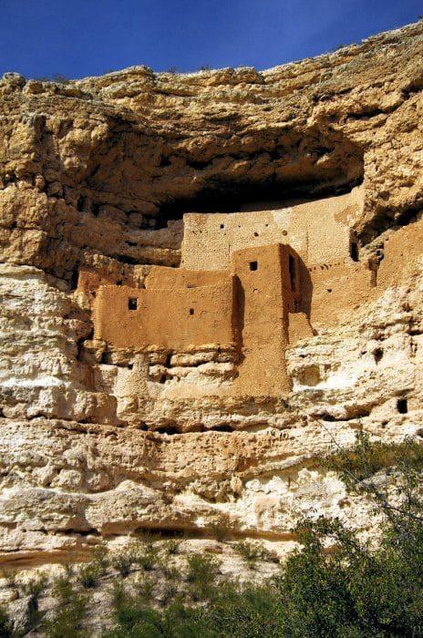 Montezuma Castle - Arizona