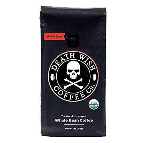 Death Wish Organic