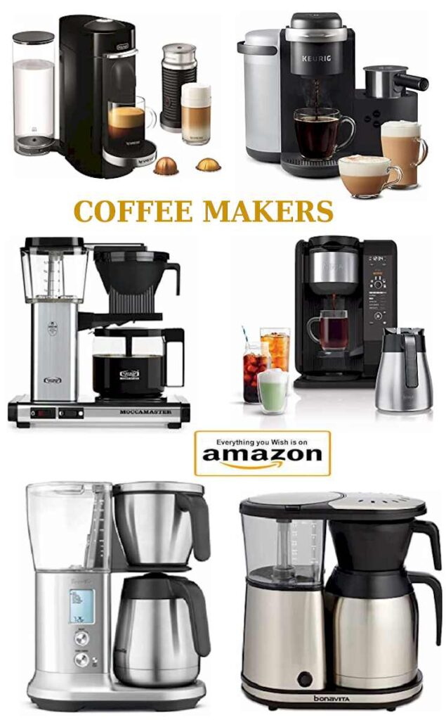 coffee makers 2020-2021