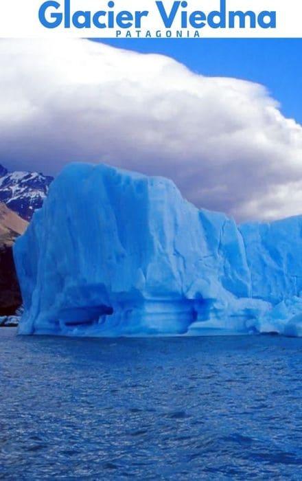 Glacier Viedma National Park