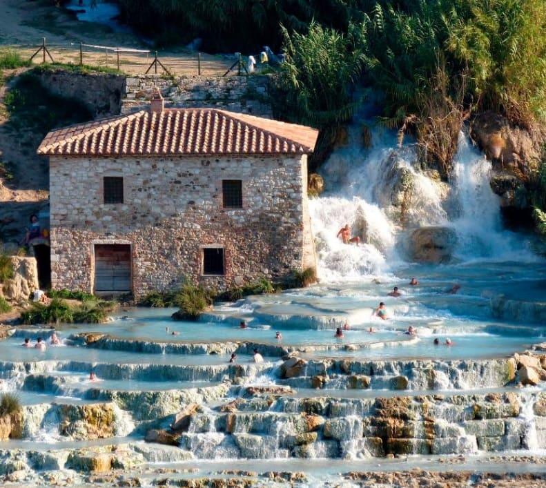 Saturnia Thermal Bath