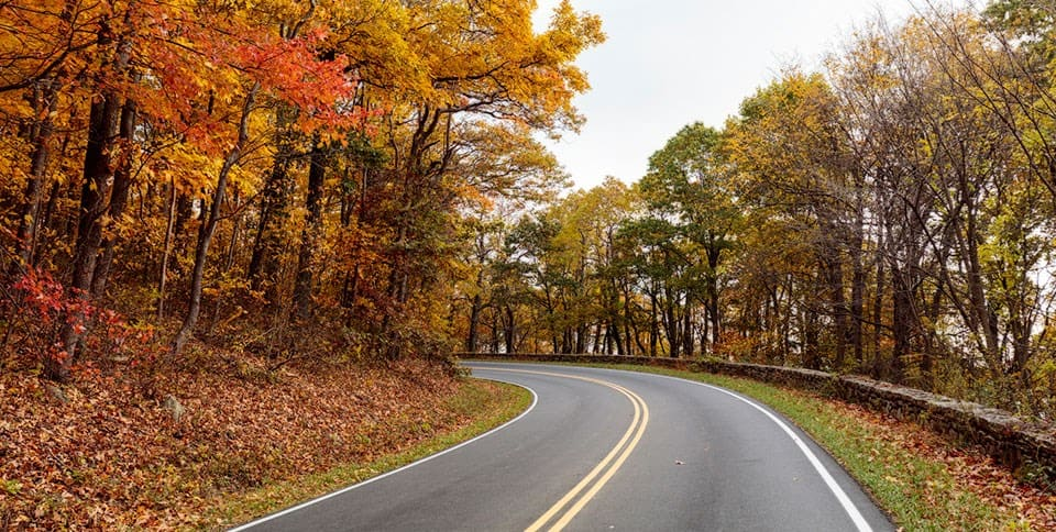 Blue Ridge Parkway and Skyline Drive Photo NPC PKw