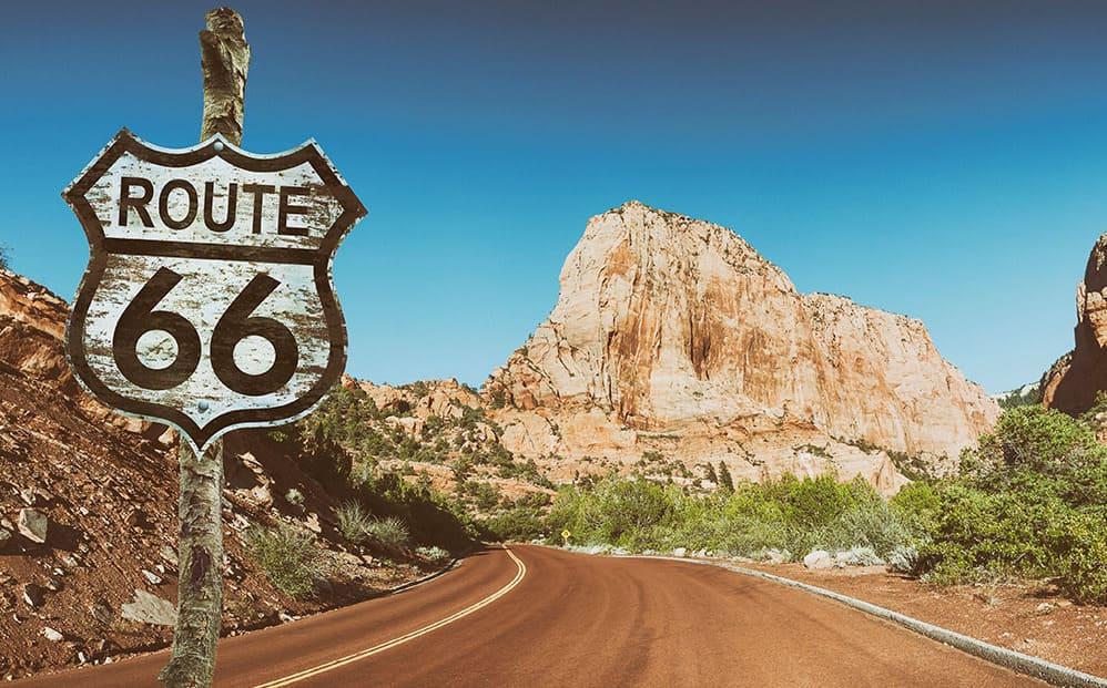 US Scenic Roads 2020 -2021