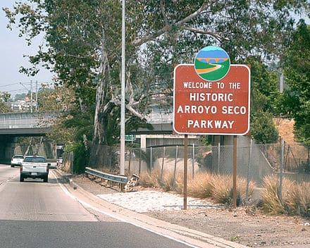 Arroyo Seco Historic Parkway - US Scenic Routes