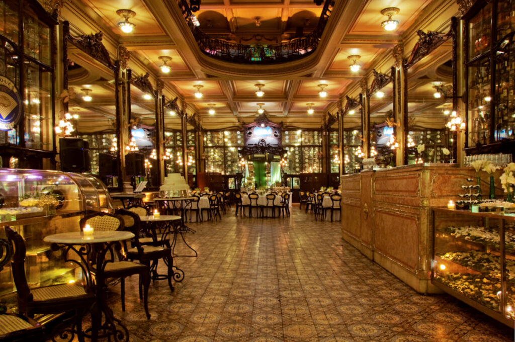 Oldest Coffee Shops in The World