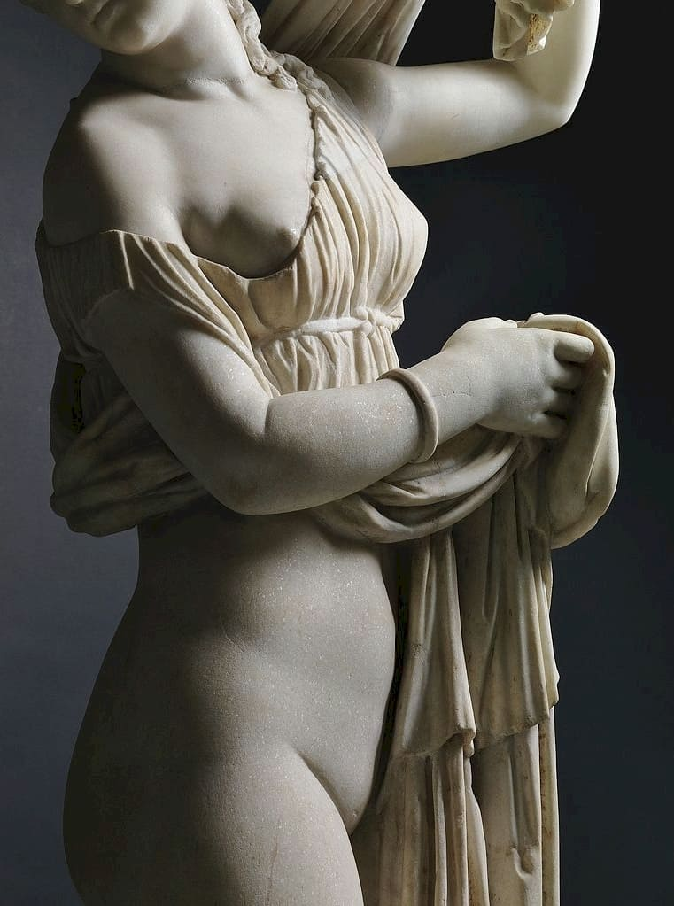 #Venus Callipyge: The #Roman Statue of the Beautiful #Buttocks #Aphrodite #history