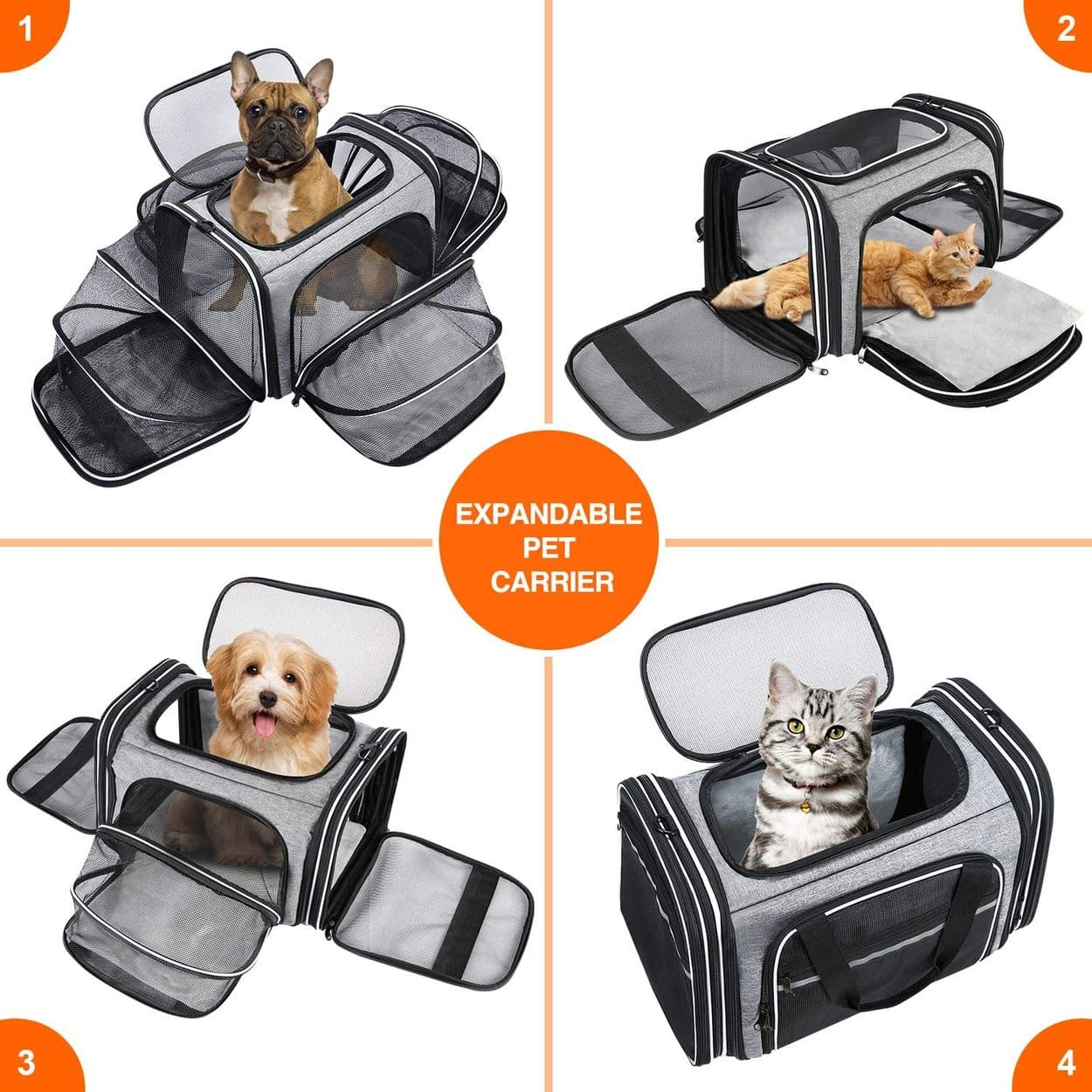 Pet Carrier TSA Approved  -- Best Selling Products 2021