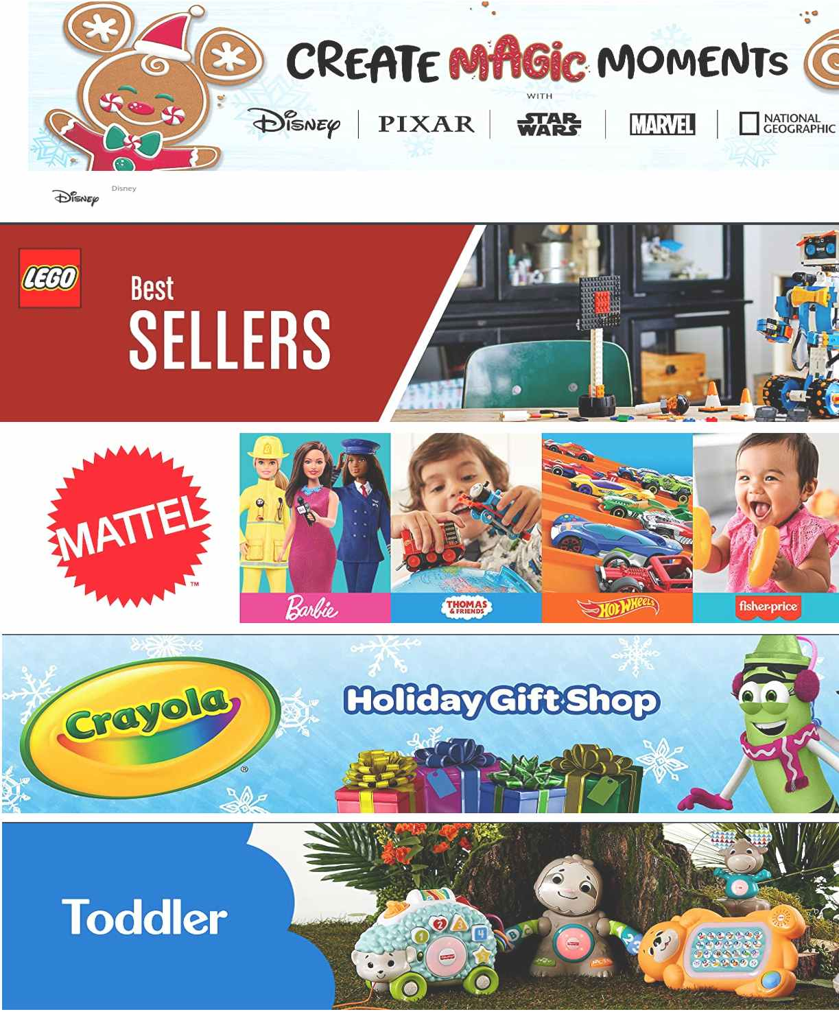 Best Selling Toys 2020 on Amazon: