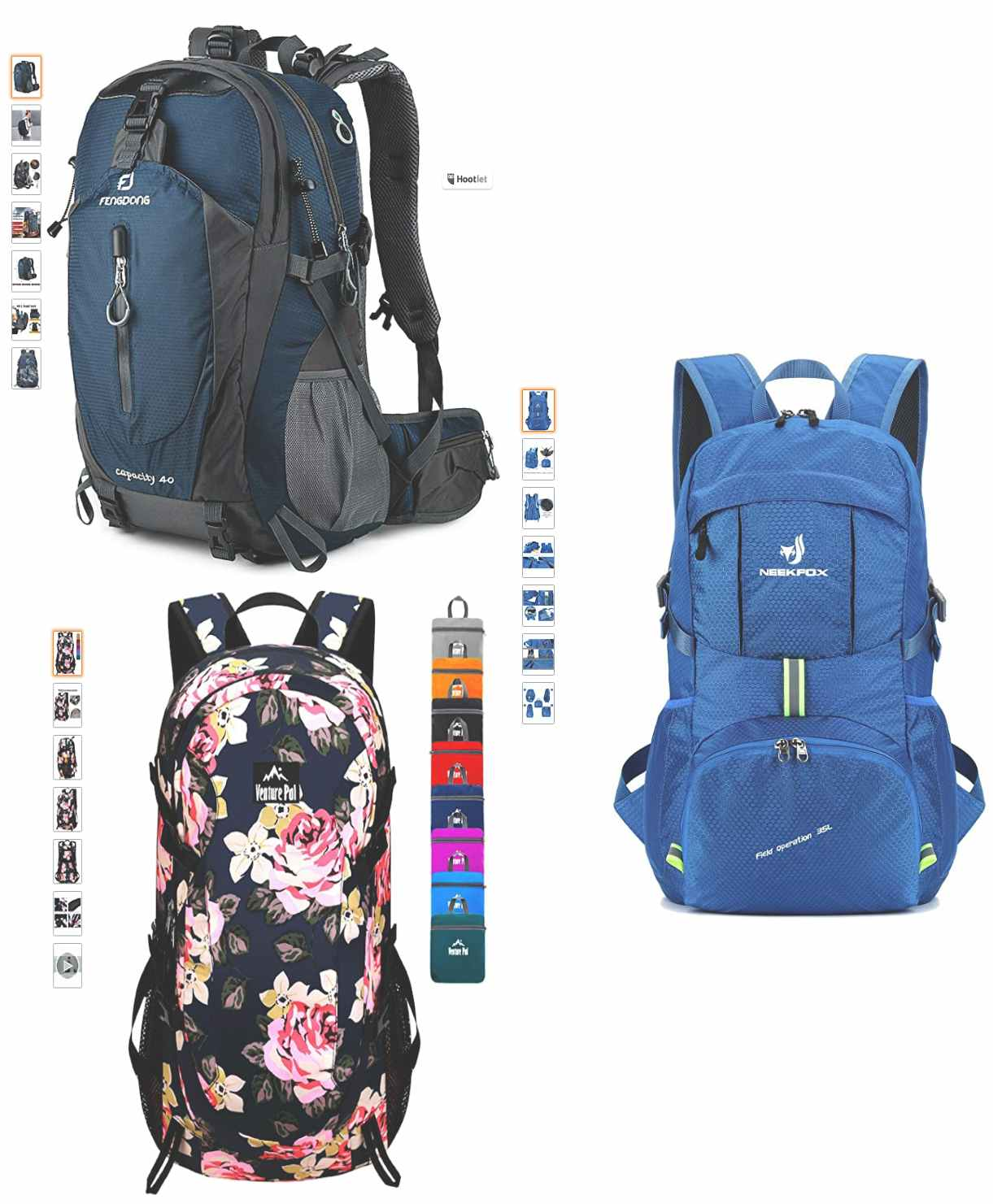 Backpacks on Amazon 2021