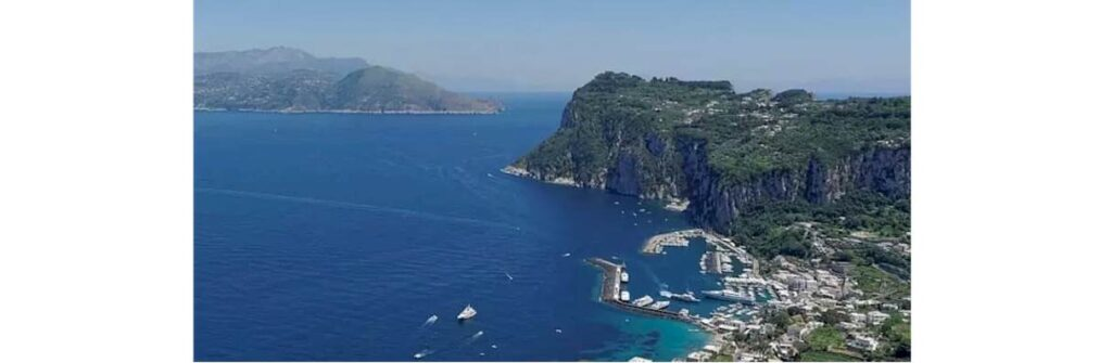 Capri :How Many People Travel the World in 2020?