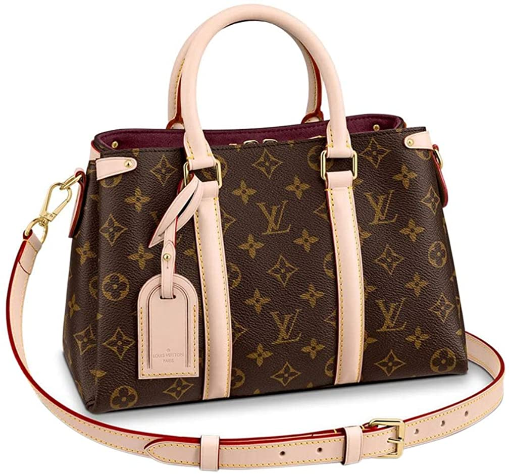 Louis Vuitton Monogram Canvas Cross Body Handbag Soufflot BB #LV #bag #handbag #Cnristmas #gift