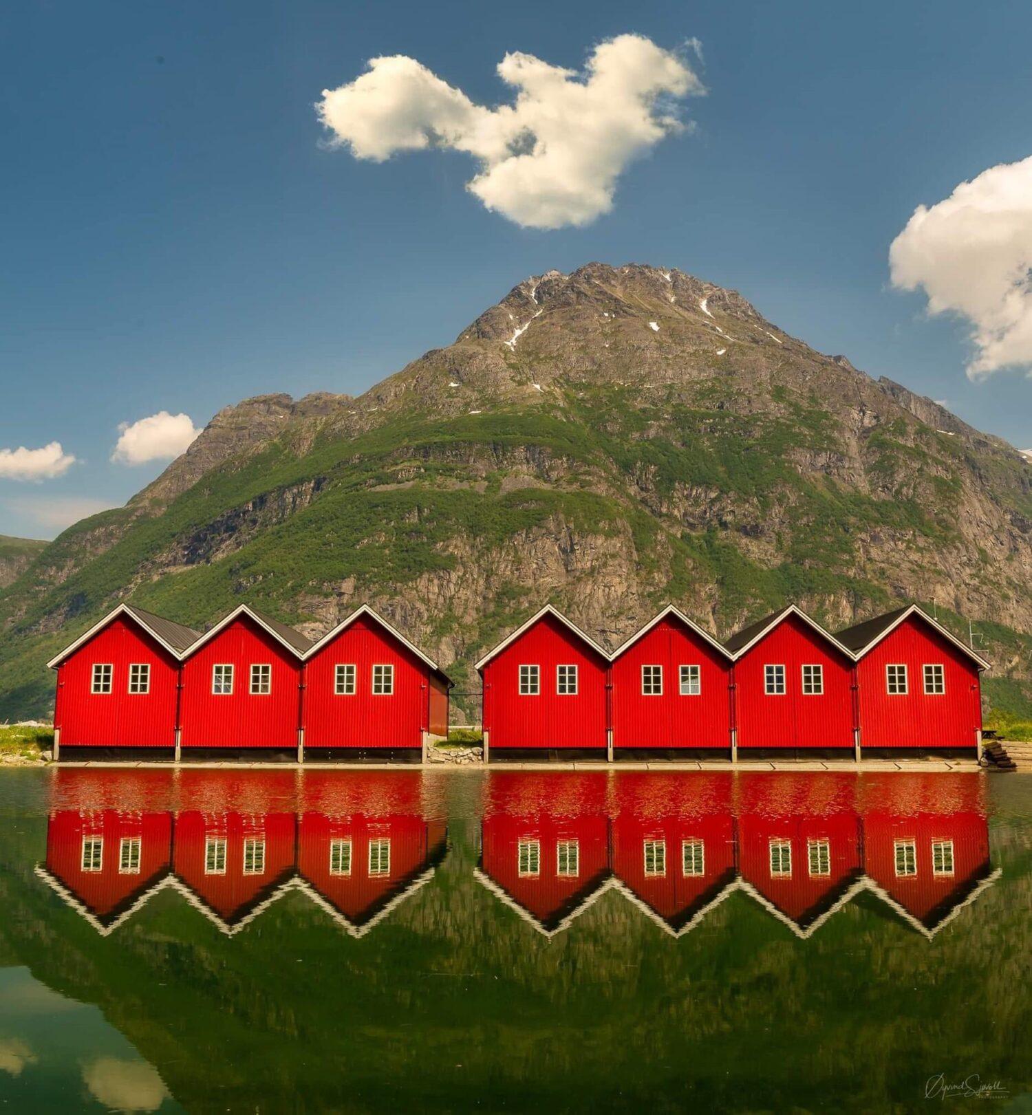 Norway Amazing #Photo
