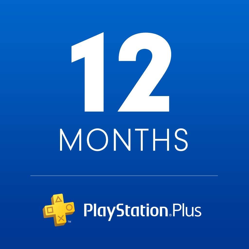 #PlayStation Plus: 12 Month Membership #PS5