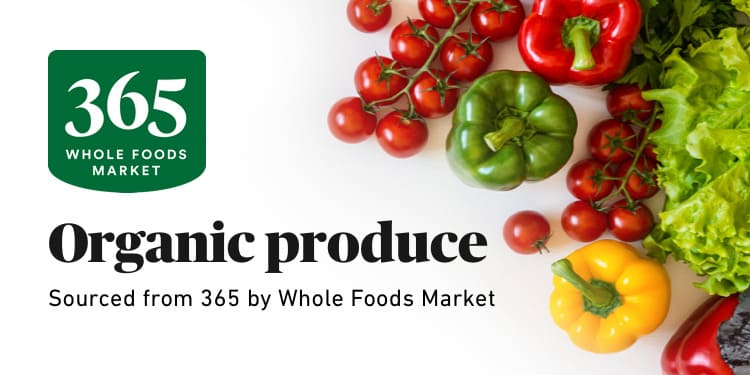 Organic Produce Amazon Fresh -amazon must haves 2021