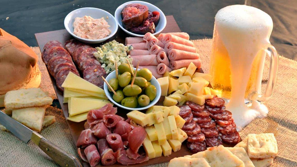 Recipes food apetizers snacks beer cheese