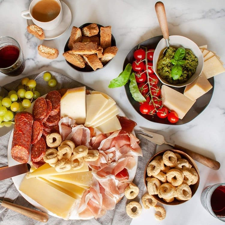 igourmet Italian Classic Gourmet Gift Basket From Tuscany to Sicily, Italy has a food-oriented culture.