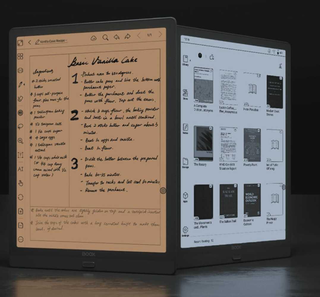 BOOX Max Lumi 13.3 ePaper 2021