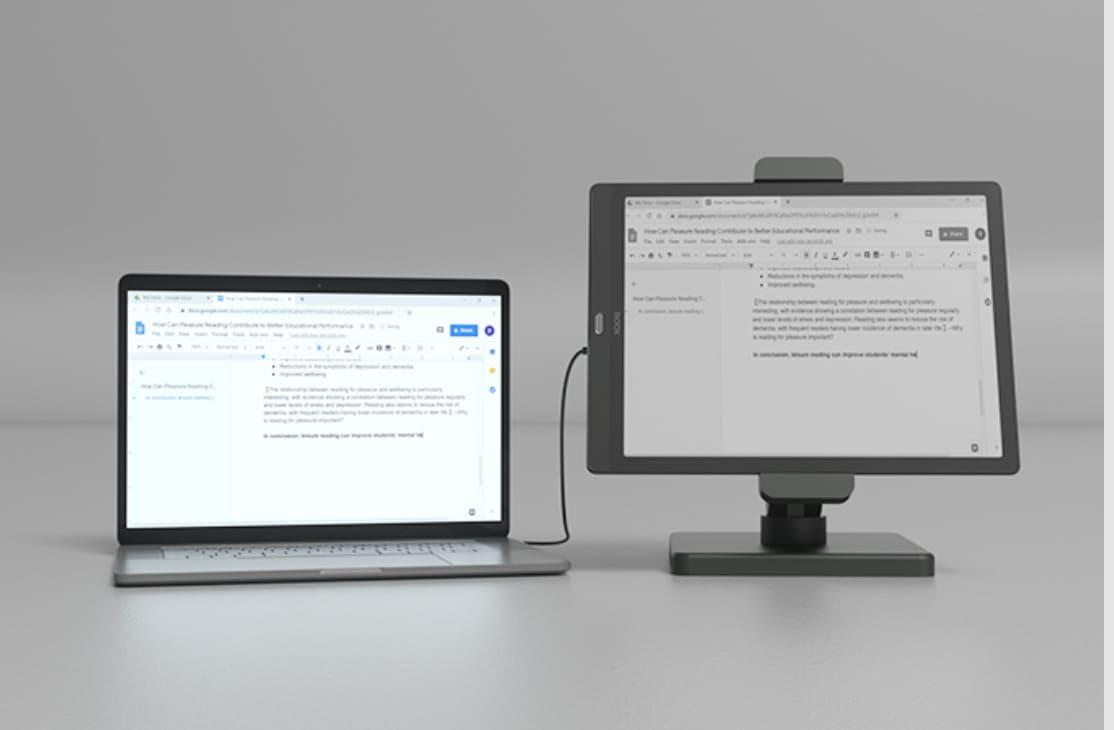 BOOX Max Lumi 13.3 ePaper 2021 - Second Monitor